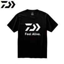 DAIWA 다이와 반팔 FEEL Alive 티셔츠 DE-83009