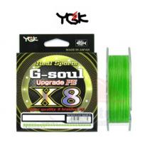 YGK G-Soul UPGRADE X8 150M(요츠아미 G-소울 업그레이드 8합사 150M 0.6호~1.2호)