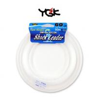 YGK NYLON Shock Leader 50m(요츠아미 나일론 쇼크리더 50m)
