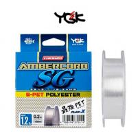YGK AMBERCORD SG S-PET POLYESTER 150M(요츠아미 앰버코드 SG S-PET 폴리에스터 150M)