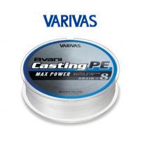 VARIVAS AVANI CASTING PE MAX POWER X8 300M(바리바스 아바니 캐스팅 PE 맥스 파워300M 3호~8호)