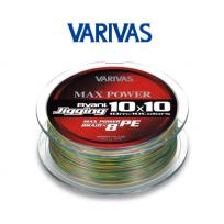 VARIVAS AVANI JIGGING 10X10 MAX POWER 200M(바리바스 아바니지깅 10X10 맥스 파워 X8 200M 0.6호~1.2호)
