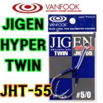 VANFOOK JIGEN HYPER TWIN JHT-55 (밴훅 차원 하이퍼 트윈)