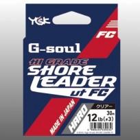 YGK SHORE LEADER FC HARD 30M(YGK 쇼어 리더 FC 하드)