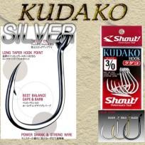 SHOUT KUDAKO HOOK SILVER 04-KH(샤우트 쿠다코 훅 실버 04-KH)