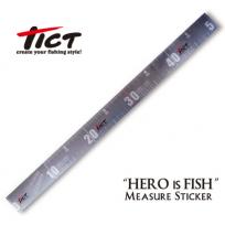TICT MEASURE STICKER(틱트 메이져 스티커)