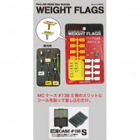 DAICHIISEIKO WEIGHT FLAGS 제일정공 웨이트 플래그