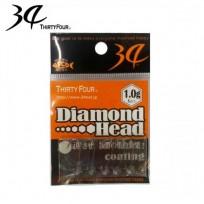 34 DIAMOND HEAD(써티포 다이아몬드 헤드)