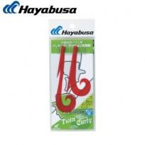 HAYABUSA SE132 하야부사 커스텀 실리콘 넥타이 트윈 컬리