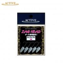 ACTIVE ZAG HEAD 액티브 쟈그 헤드 3g~4g