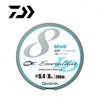 DAIWA UVF 에메랄다스 센서 8 브레이드 LD + Si 0.6호~0.8호 200M