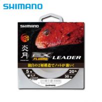 SHIMANO 시마노 염월 참돔 리더 LEADER EX FLUORO CL-G26P