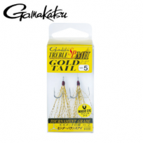 GAMAKATSU 가마가츠 트레블 SP MH (미디엄 헤비) GOLD TAIL