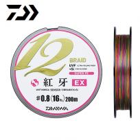 DAIWA UVF KOHGA SENSOR 12 BRAID EX + Si(다이와 UVF 코우가 센서 12 브레이드 EX 0.8호~1.2호 200M)