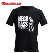 MEGABASS SKULL T-SHIRT(메가배스 스컬 T 셔츠)