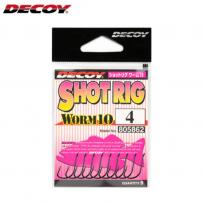 DECOY SHOT RIG WORM10(데코이 숏 리그)