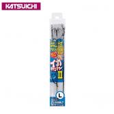 KATSUICHI 카츠이치 IS-12 오징어 사냥꾼 II(무늬오징어 생미끼 채비)
