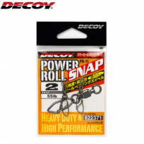 DECOY POWER ROLL Snap PR-11(데코이 파워 롤 스냅 PR-11)