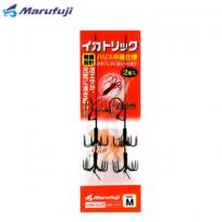 MARUFUJI 마루후지 오징어 채비 IKA-20(무늬오징어 생미끼 채비)