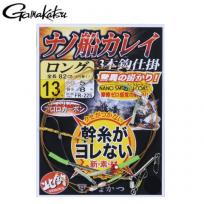 GAMAKATSU 가마가츠 선상 가자미채비 42148