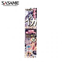 SASAME I-210(사사메 I-210 무늬오징어 생미끼 채비)