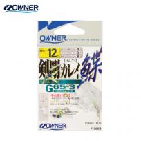 OWNER 오너 극강 가자미 G65-3(3단 채비)