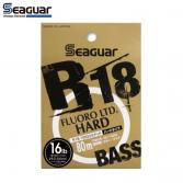 SEAGUAR 시거 R18 플로로 리미티드 하드 BASS 80M